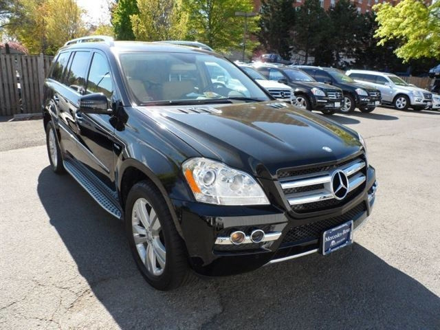 Mercedes GL 350 BlueTEC